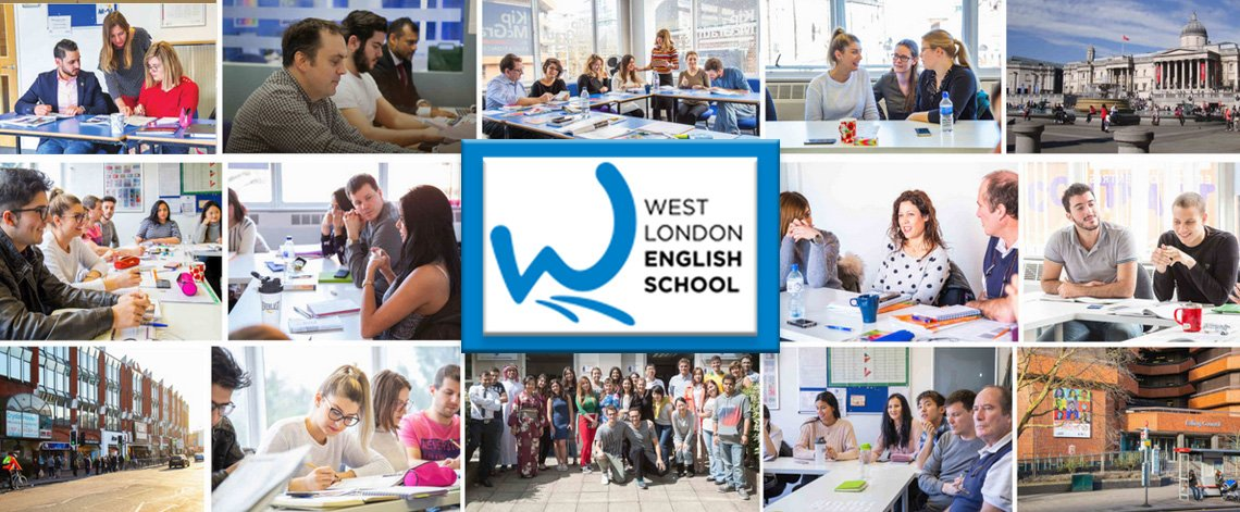pictures of classrooms at West London School